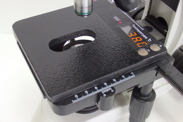 Thermally stabilized microscope table TCT-01